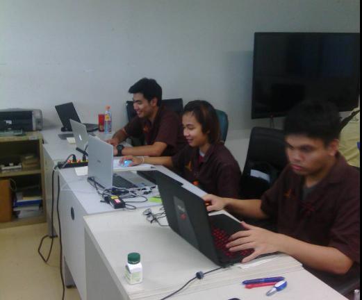 นักศึกษาฝึกงาน